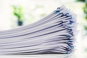 Unterlagen zur Finanzierung