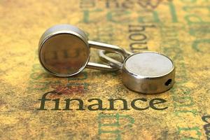 Finanzierungs Konzept