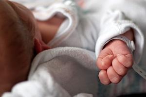 Baby Hände