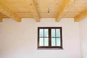 Decken und Fenster Design