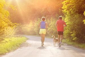 Senioren Jogging